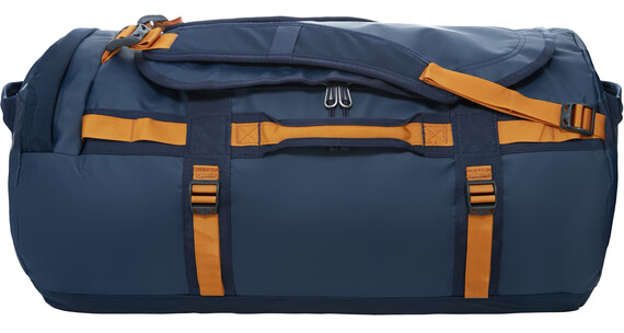 The North Face Base Camp Duffel M Urban Navy/Citrine Yellow